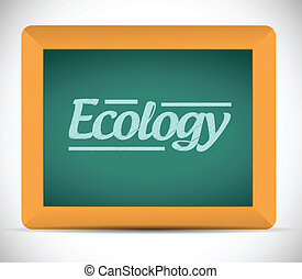 blackboard., pisemny, ekologia, słowo
