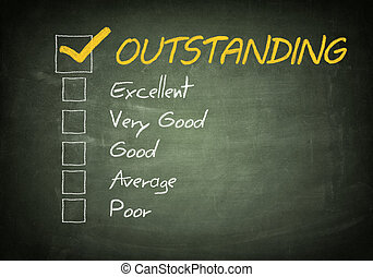 Blackboard Rating - Rating / assessment checkbox concept on ...