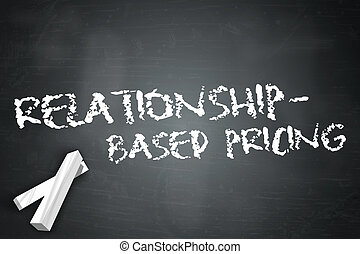 Blackboard Relationship-based Pricing - Blackboard with...