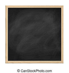 blackboard, skiffer