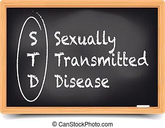 Blackboard STD