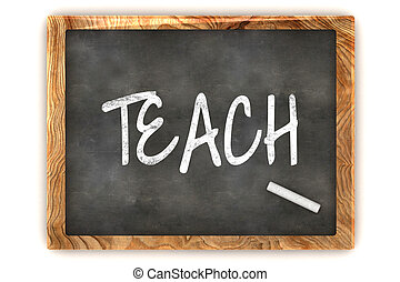 Blackboard Teach