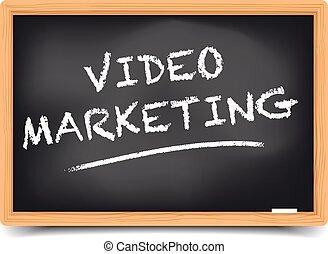 Blackboard Video Marketing