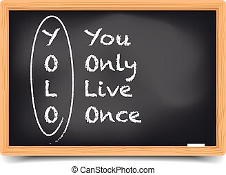 Blackboard YOLO