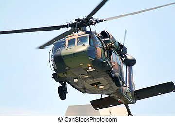Blackhawk Chopper