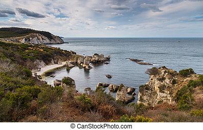 Blacksea Coast of Turkey
