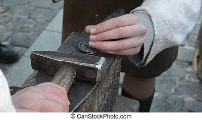 blacksmith decor iron