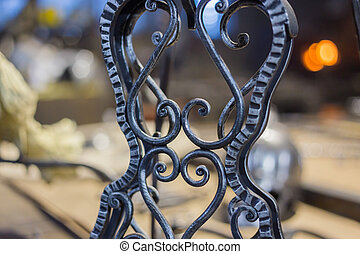 Blacksmith decorative elements