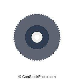 blade  flat color icon