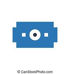 blade glyph color icon