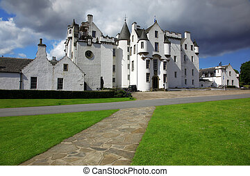 Blair Castle, Scotland, UK