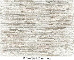 blanc, bois, fond