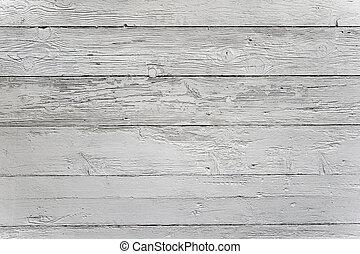 blanc, bois