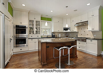 blanc, cabinetry, cuisine