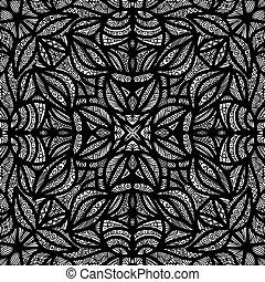 blanc carrelage noir texture d taill seamless. Black Bedroom Furniture Sets. Home Design Ideas