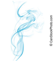 blanc, fumée, fond