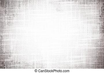 blanc, jute, texture
