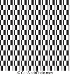 blanc, noir, effet