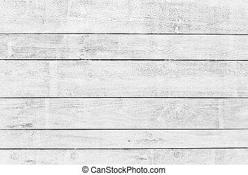 blanc, planches