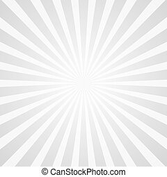 blanc, rayons, fond