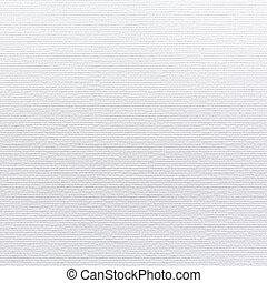 blanc, tissu, texture