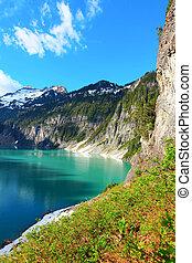 Blanca Lake, Washington State