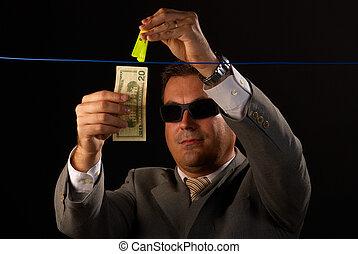 blanchiment argent