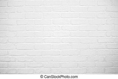 blanco, brickwall