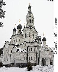 blanco, catedral