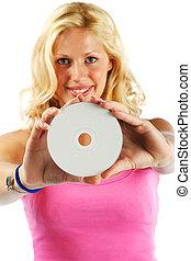 blanco, cd