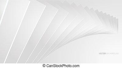blanco, interior, paredes