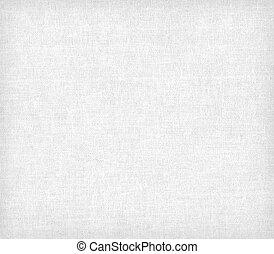 blanco, lona, plano de fondo
