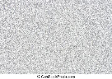 blanco, moderno, pared ladrillo, patrón