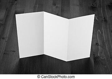 blanco, papel que dobla, aviador, blanco