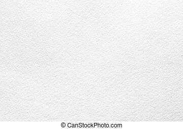 blanco, textura, acuarela, papel