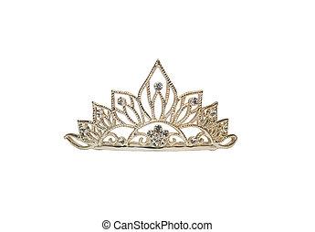 blanco, tiara