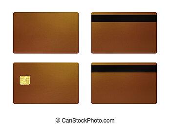blanco, tonelero, tarjeta, plano de fondo