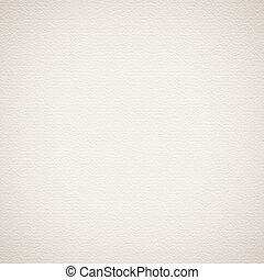 blanco, viejo, papel, plantilla, plano de fondo, o, textura