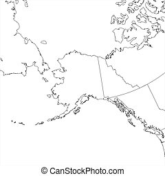 Drawings Of Blank United States Map Lower Blank United - United states map empty