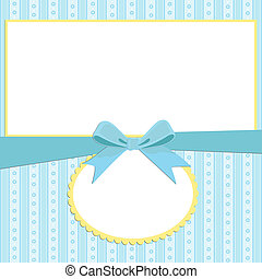 Blank background for greetings card