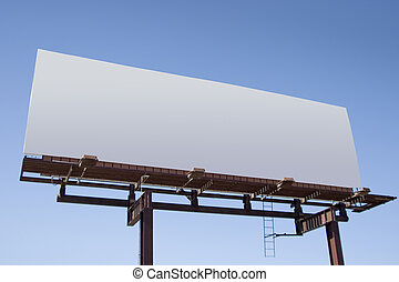 Blank Billboard 6 - Fill in this blank billboard with your ...