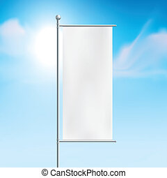 blank billboard, road sign