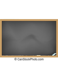 blackboard  - blank blackboard for design