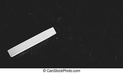Blank blackboard texture