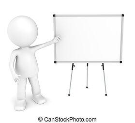 Blank Board.