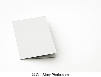 blank card for message