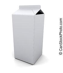blank carton