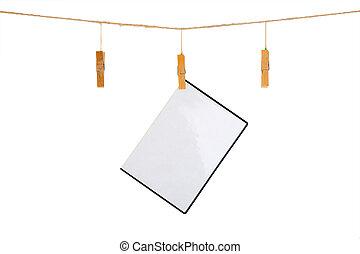blank CD / DVD cover sheet