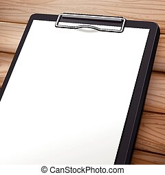 blank clipboard illustration