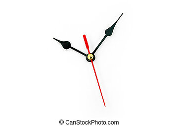 blank clockface, concept of time
